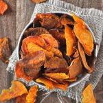 3 retete de chipsuri de casa din ingrediente sanatoase