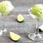 Inghetata din avocado