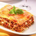 RETETA Lasagna. Cea mai simplă reţetă pentru LASAGNA