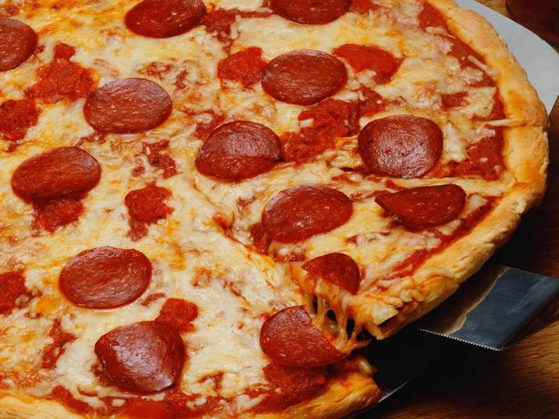 reteta pizza